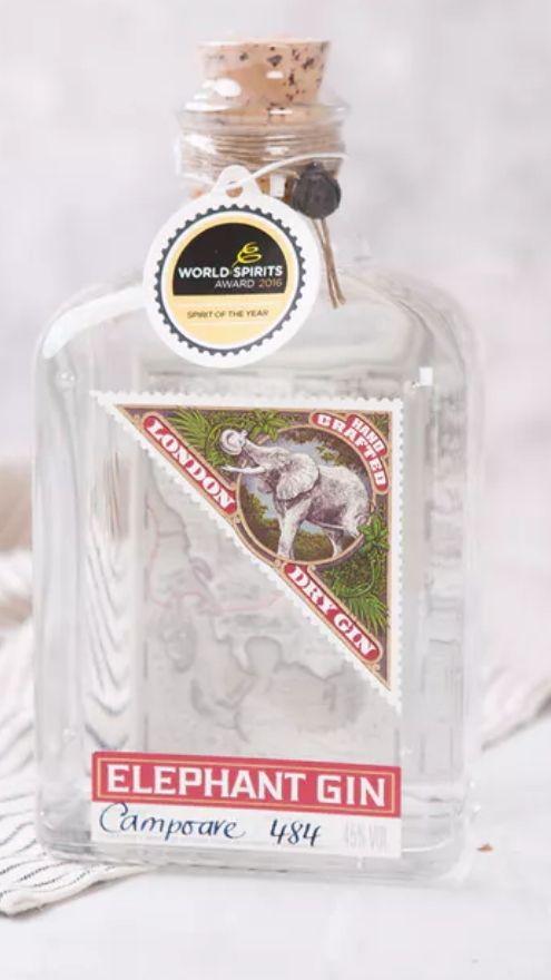[Foodist] Elephant London Dry Gin 0,5l, 45%, mit Versand durch Gutschein