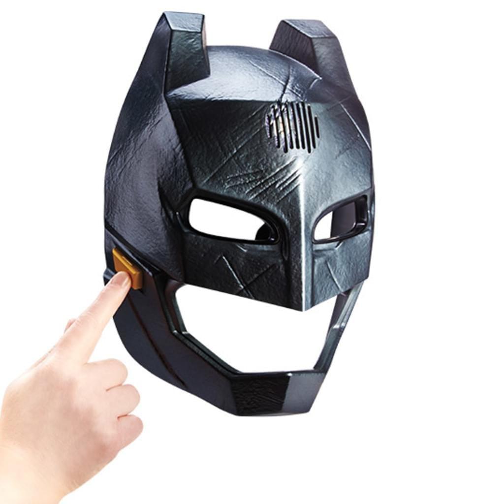 Mattel Batman vs Superman - Stimmverzerrer Helm