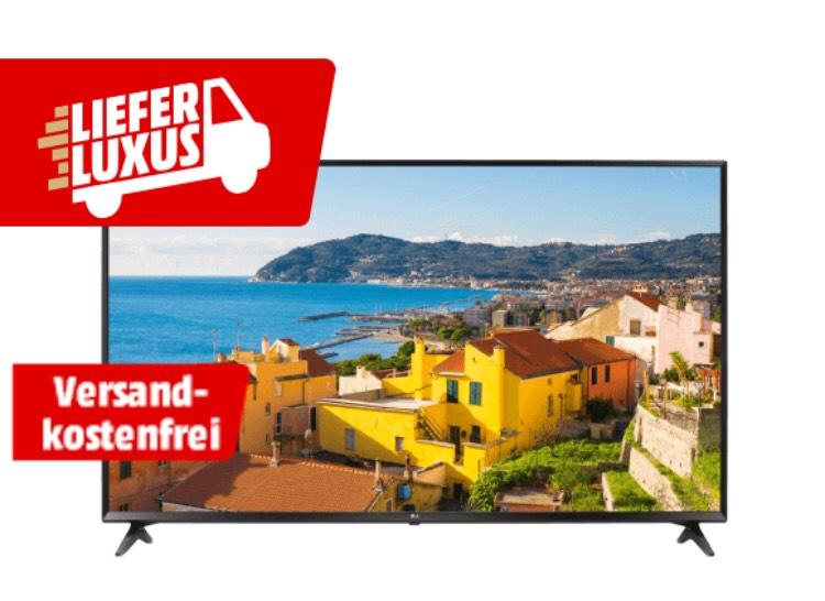 Mediamarkt.de - LG 65UJ6309 LED TV (Flat, 65 Zoll, UHD 4K, SMART TV, webOS)