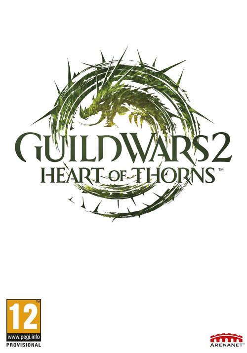 Guild Wars 2: Heart of Thorns (inkl. Hauptspiel) (PC) für 9,99€ (Gamesplanet.com => Offizieller Reseller)