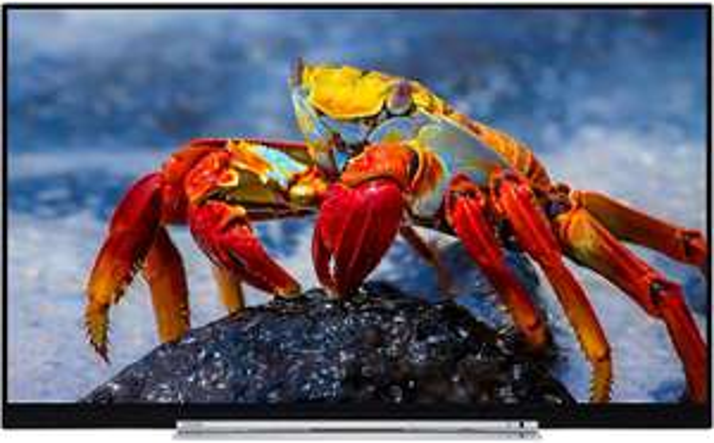 "TOSHIBA 4K UHD LED-TV 55U7763DA, 55"", A+ (A++ bis E)"