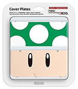 Sammeldeal/Übersicht: Nintendo New 3DS-Coverplates via Amazon