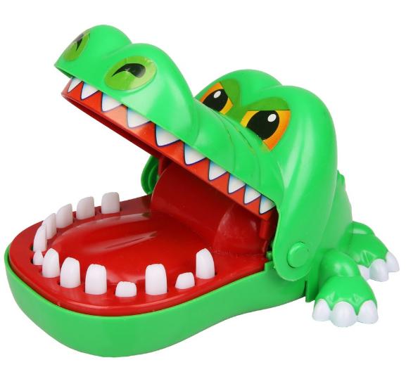 [TEDI] Schnapp-Krokodil für nur 3,00€ [Online wieder verfügbar zzgl. 4,95€]