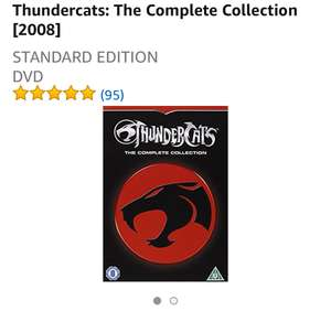ThunderCats Complete Collection [Eng]