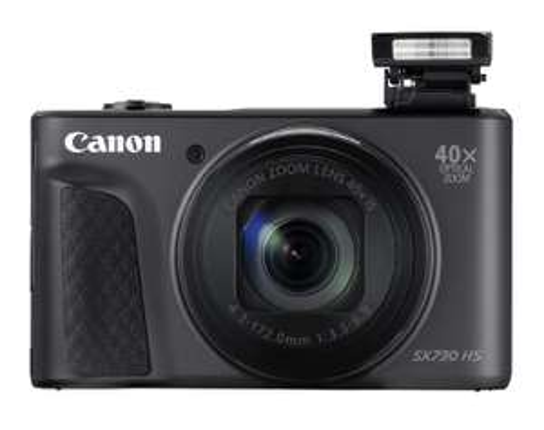 Canon Powershot SX730 HS (mit Cashback 241,99)