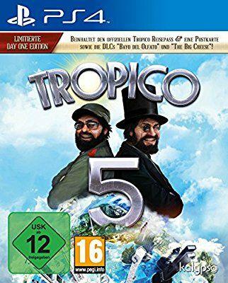 Tropico 5 [PS4] (Amazon Prime)