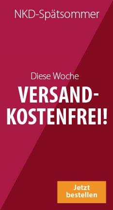 50% auf reduzierte Ware + VSK-frei bei NKD (ZBsp. Handstaubsauger für 10€), 10€ MBW, evtl 5€ Newslettergutschein