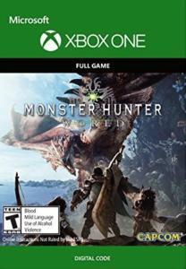 Monster Hunter: World (Xbox One) für 17,26€ & Digital Deluxe Edition für 21,08€ (Xbox Store TR VPN)