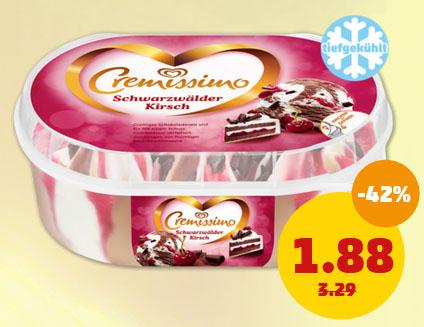 Langnese Cremissimo Eis für nur 1,88€ (Penny)