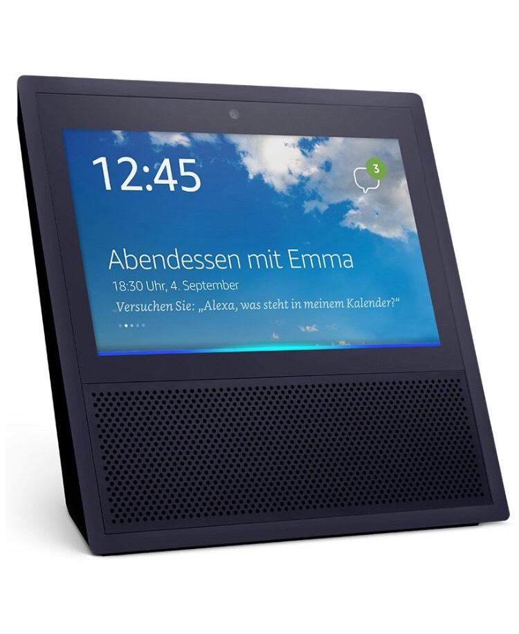 [Amazon - Angebot des Tages] Echo Show