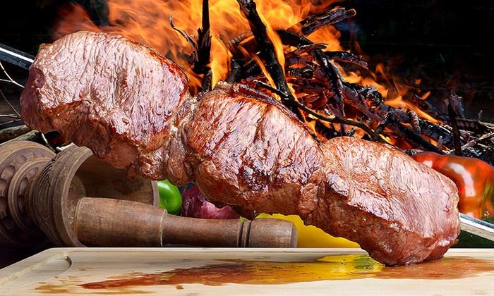 Romario Rodizio de Picanha All-you-can-eat [Lokal Tamm ( nähe Stuttgart )] bei 4 Personen (18,98€ p.P.)