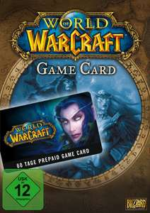 World of Warcraft - 60 Tage Pre-paid GameCard - PC/Mac