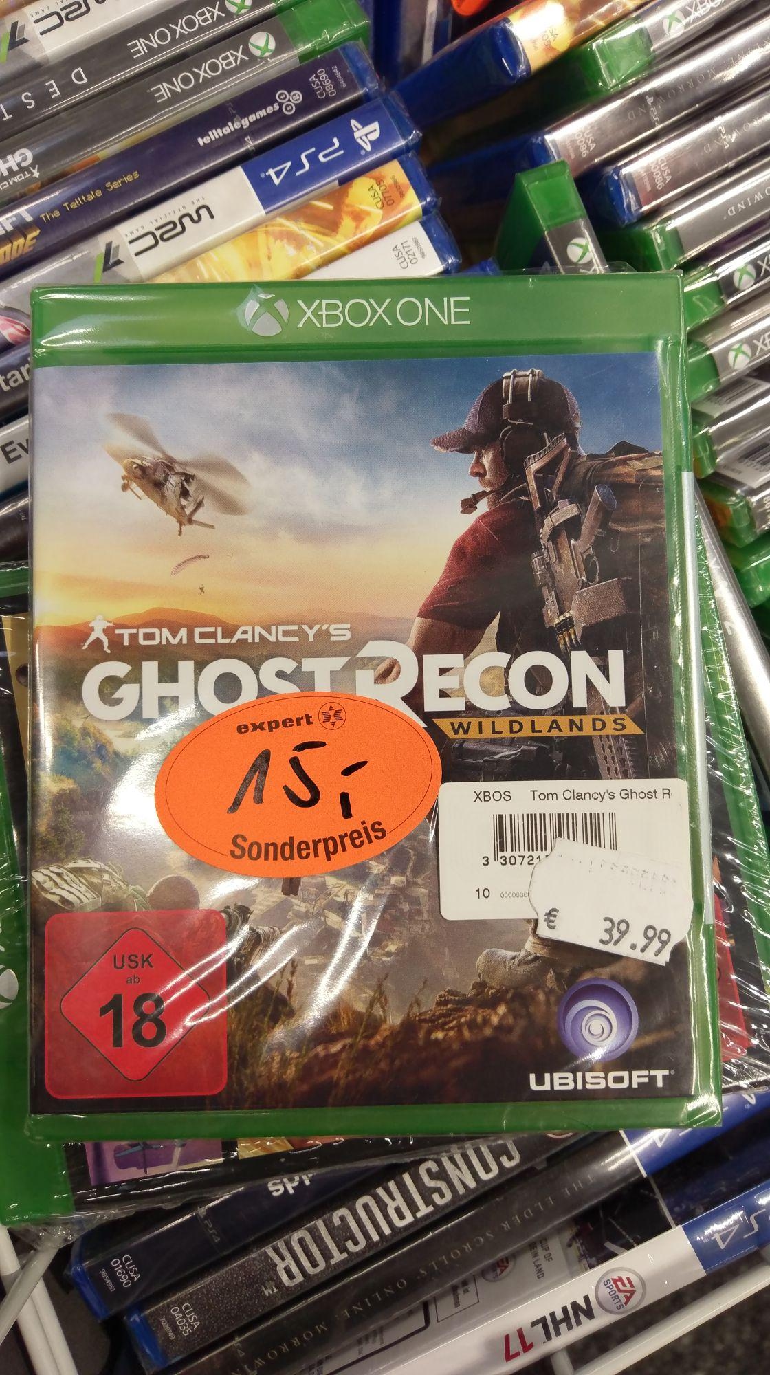 Lokal Lemgo Expert Bening Ghost Recon Wildlands Xbox one