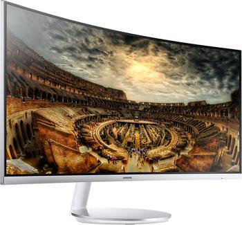 Samsung C34F791 34 Zoll WQHD Quantum-Dot Curved Monitor