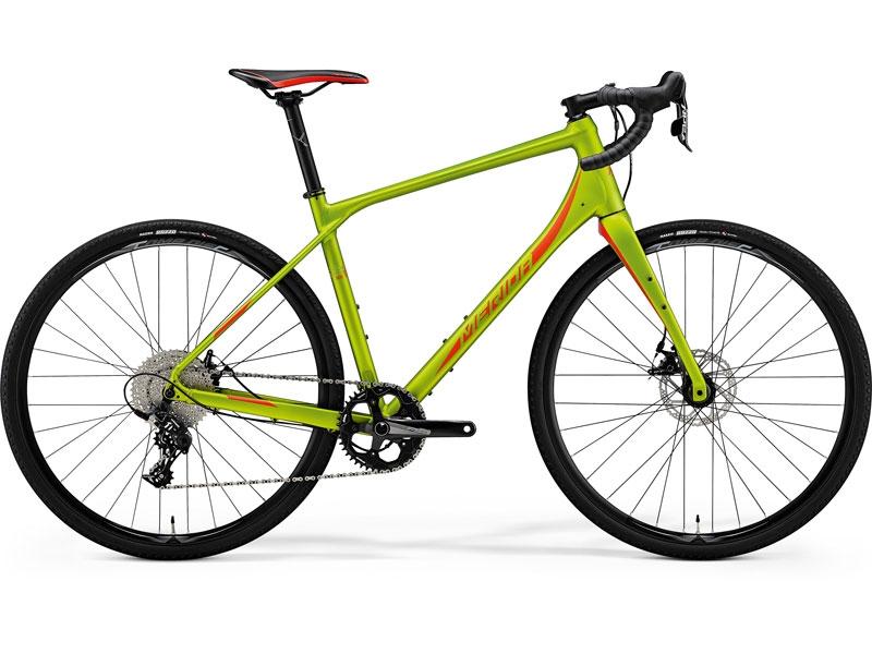 Merida Silex 300 (2018) Gravel Bike alle Größen | SRAM Apex | Tektro Spyre | 9.75 kg