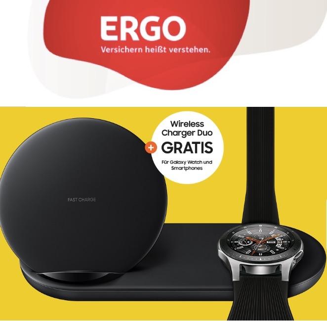 [Nur ergo-Kunden] Samsung Galaxy Watch + Ladegerät 264,66€ und bis 15% auf alles bei Samsung