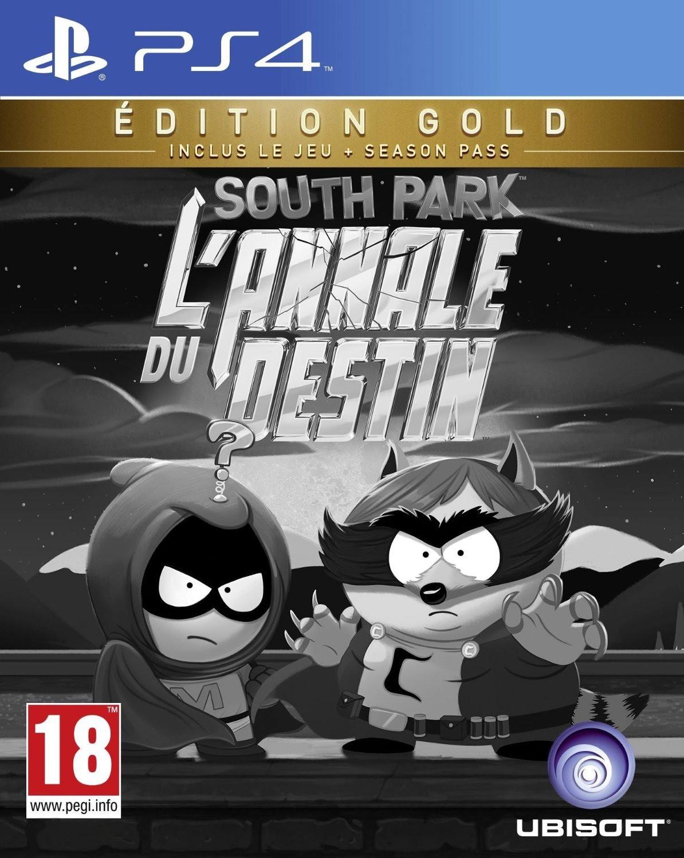 South Park: Die rektakuläre Zerreißprobe Gold Edition (PS4) für 30,46€ (Amazon FR)