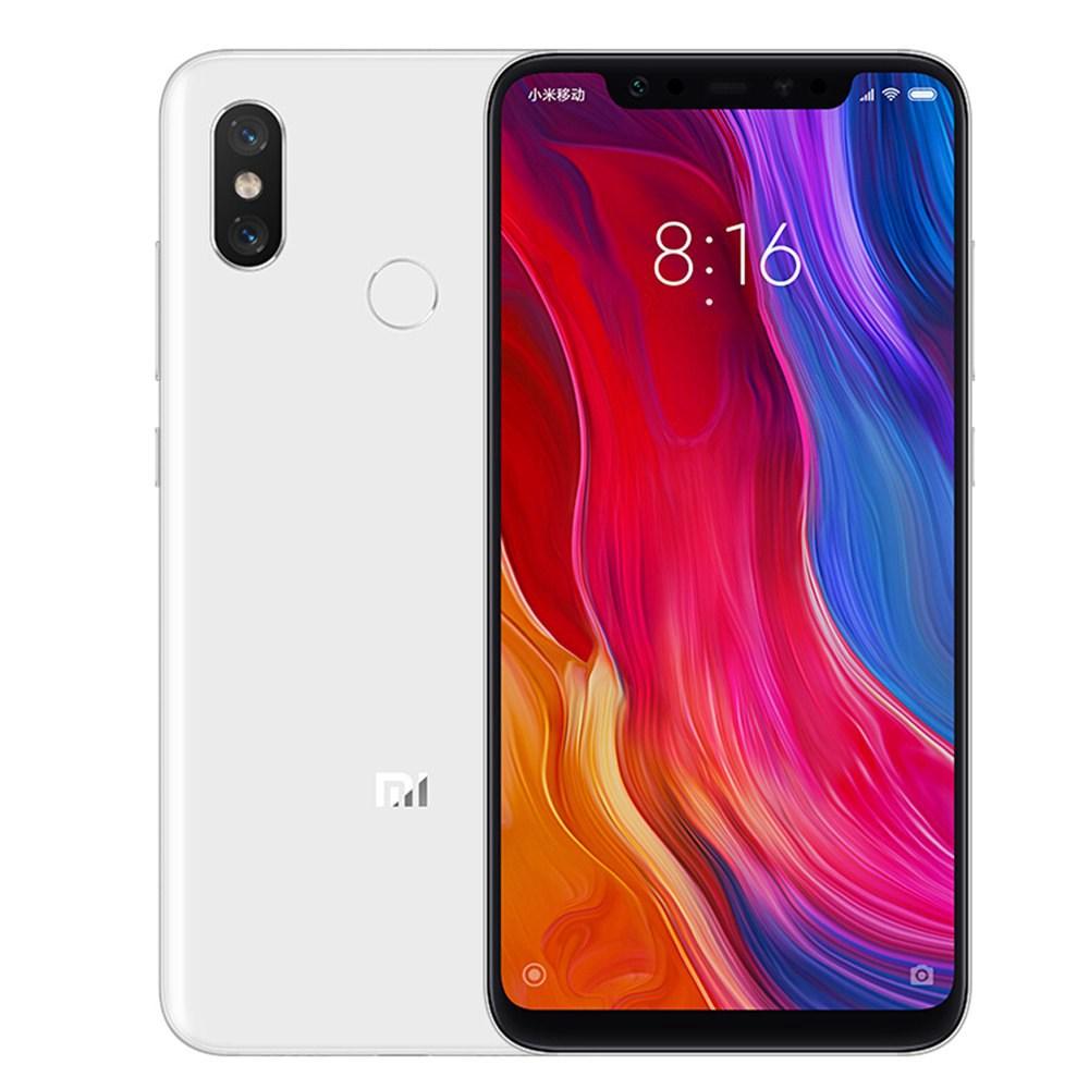 [Geekbuying] Xiaomi Mi 8 White - 128GB - Official Global ROM - VERSAND aus DE