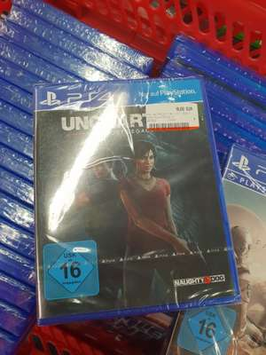 Uncharted The lost Legacy (Media Markt Regensburg - Bajuwarenstr.)