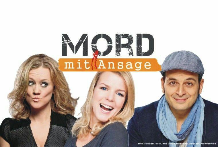 Köln : MORD MIT ANSAGE - Kostenlose Tickets für die 2. Staffel buchbar - September