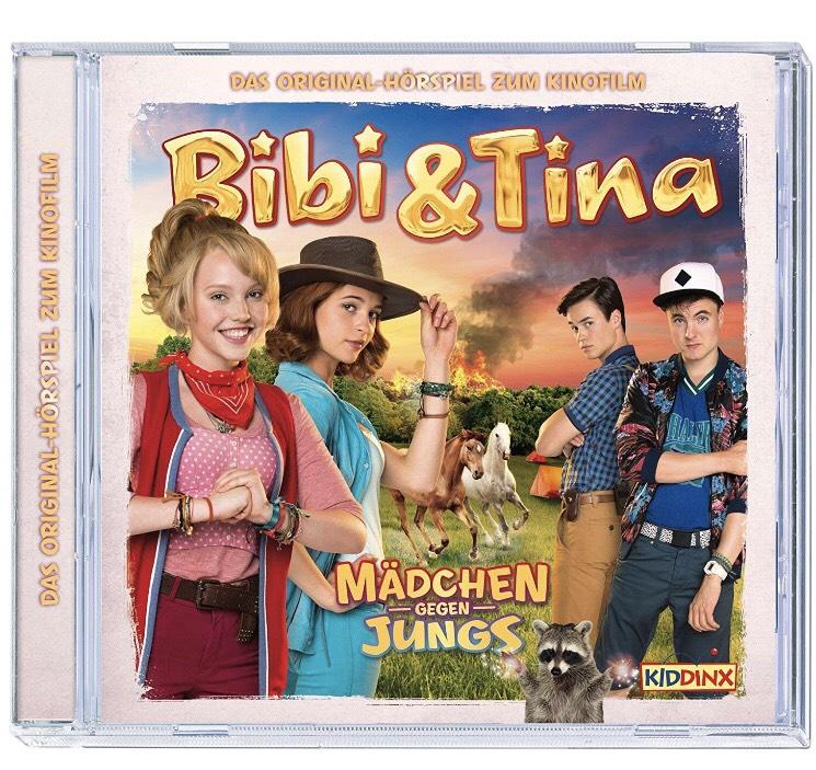 [AmazonPrime] Bibi und Tina: Mädchen gegen Jungs Hörspiel