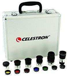[Amazon.com] Celestron 1,25 Okular und Filter-Set