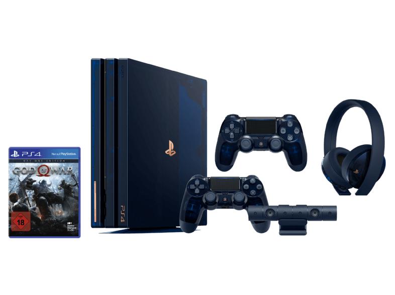 SONY PlayStation 4 Pro 2TB - 500 Million Limited Edition