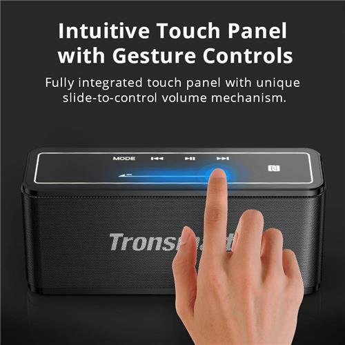 Tronsmart Mega Bluetooth Lautsprecher mit 3D-Digital Sound 40W Output [EU Stock mit DPD express]