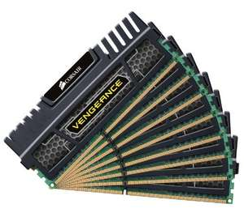[AMAZON] 64GB DDR3 Corsair Vengeance (8x8GB) 1600 MHz CL9  CMZ64GX3M8A