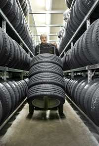 Gratis 6 Monate Ersteinlagerung für 4 PKW-Räder für Neukunden von Vergölst