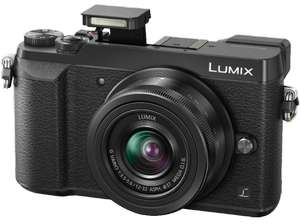 Panasonic Lumix DMC-GX80 Systemkamera mit 12-32 mm Objektiv für 396,10€ (Saturn.at)