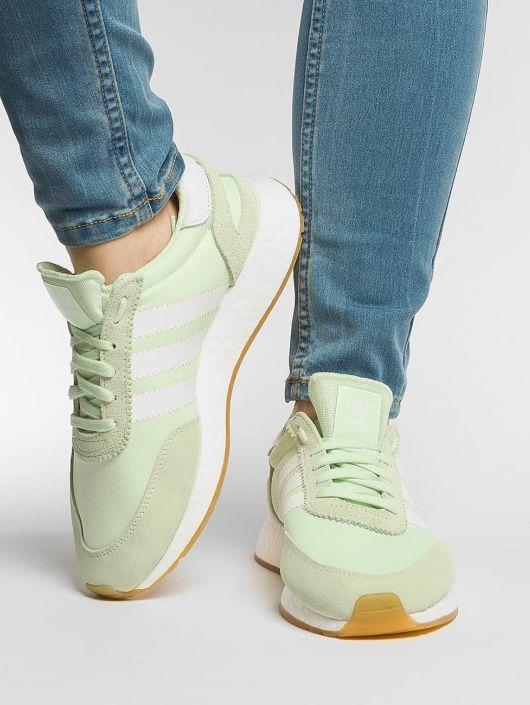 Sneaker adidas originals Damen I-5923 Iniki CQ2530 (hellgrün Größe 36-41) & CQ2529 (Petrolblau Größe 38-44)