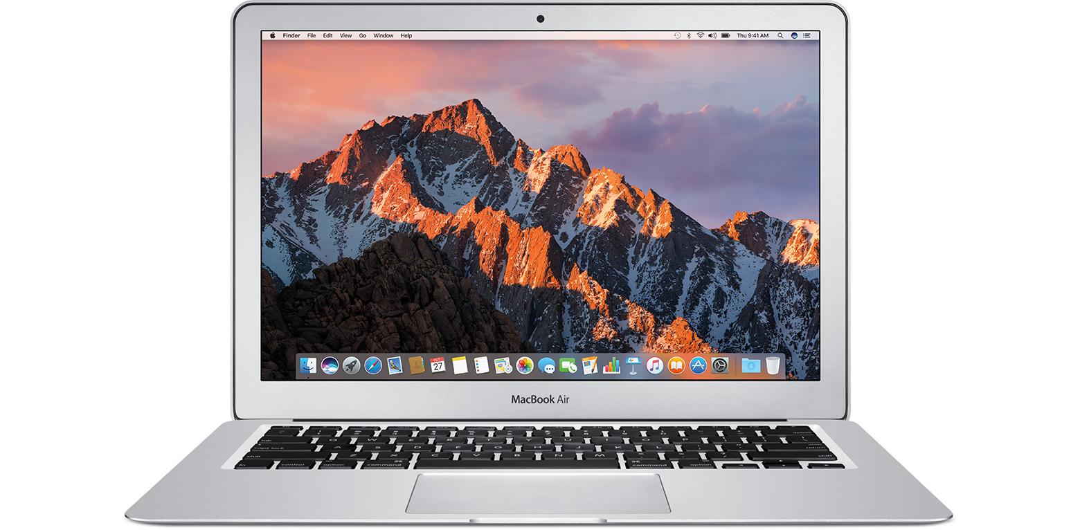 "Apple MacBook Air 13"" MQD32D/A Intel Core i5 1.8GHz, 8GB Ram, 128GB SSD, macOS High Sierra - 2017 (Nur bei Finanzierung)"