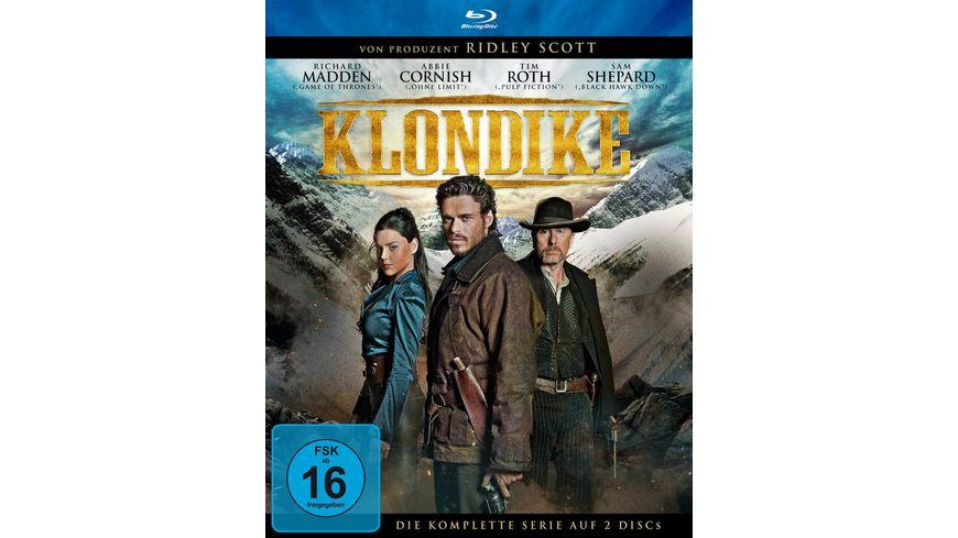 Klondike - Die komplette Serie (Blu-ray) für 7,99€ (Müller)