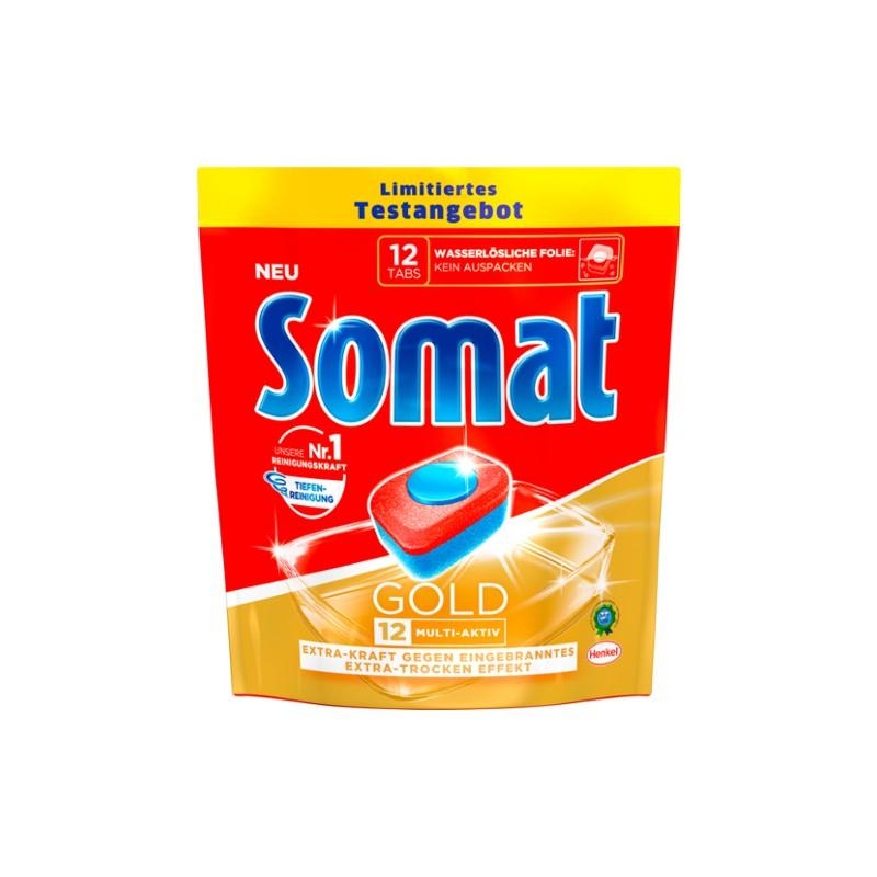 Somat Gold 48 Tabs für effektiv 3,56€ (0,07€/WL) [Rossmann]