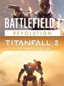 Battlefield 1 Revolution (Origin) für 8,78€ oder Battlefield 1 Revolution & Titanfall 2 Ultimate Edition (Origin) für 17,55€ (Amazon.com)