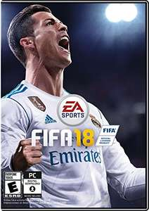 FIFA 18 (PC Origin) für 13,18€ (Amazon.com)
