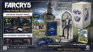 Far Cry 5 The Father Edition (Xbox One) für 53,58€ (Game UK)
