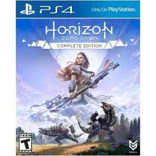 Horizon: Zero DawnComplete Edition (PS4)