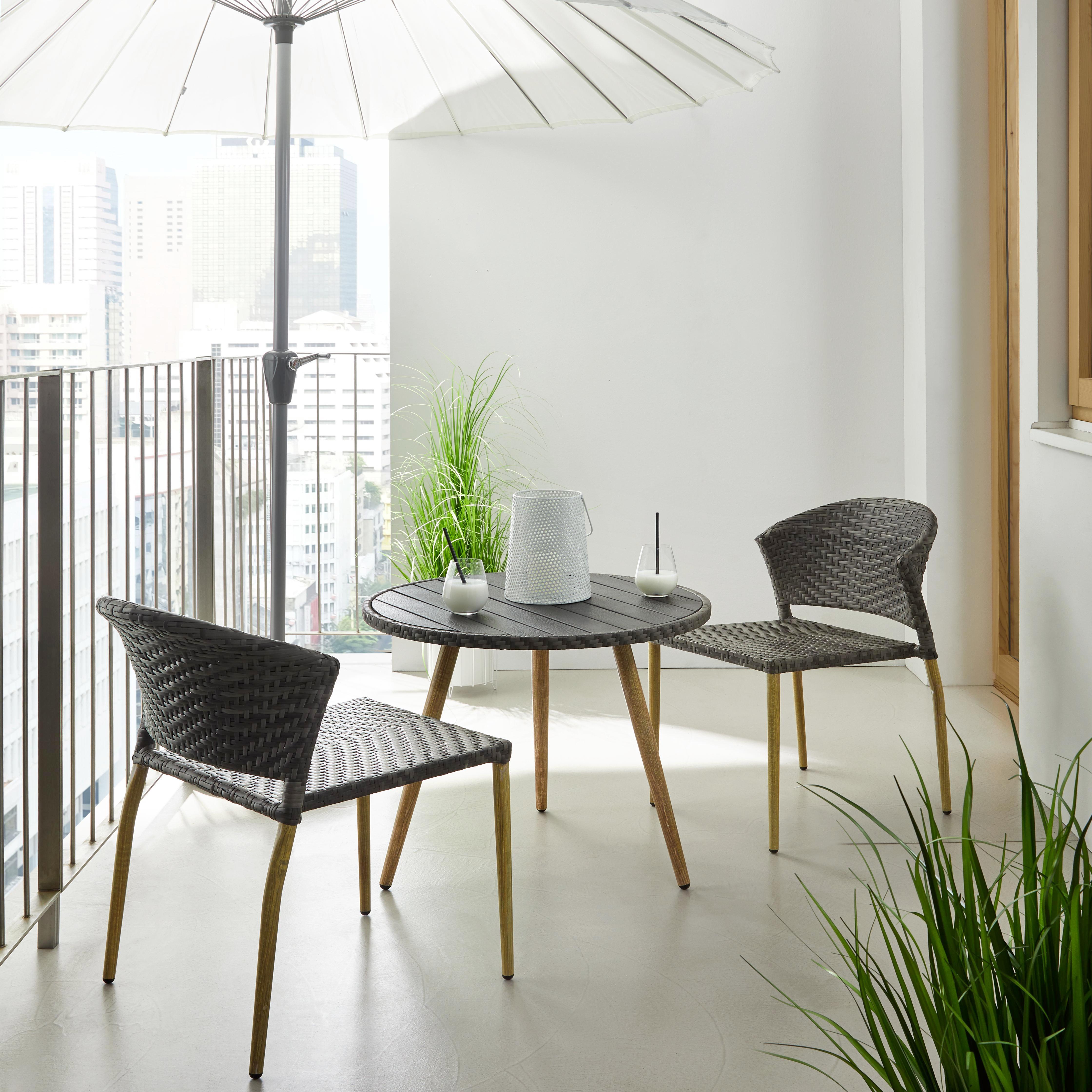 Balkonset Marie (Tisch und 2 Stühle) für 46,23 € inkl. Versand @ mömax.de