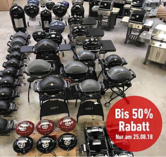 Weber Grill Sonderverkauf im Weber Original Store Gründau! Bis zu 50% Rabatt! Außerdem 10% Rabatt auf reguläres Sortiment! -LOKAL-