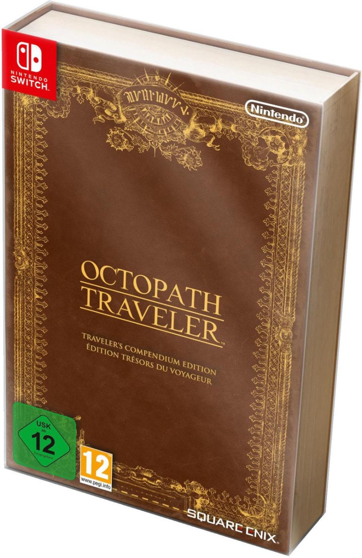 Entertainment Weekend Deals, z.B. Octopath Traveler: Traveler's Compendium Edition (Switch)
