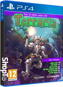 Terraria - Game of the Year Edition (PS4/Xbox One) für 16,59€