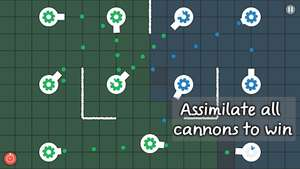 [Android] Cannon Conquest 2D-Puzzleshooter (Multiplayer, ohne Werbung)