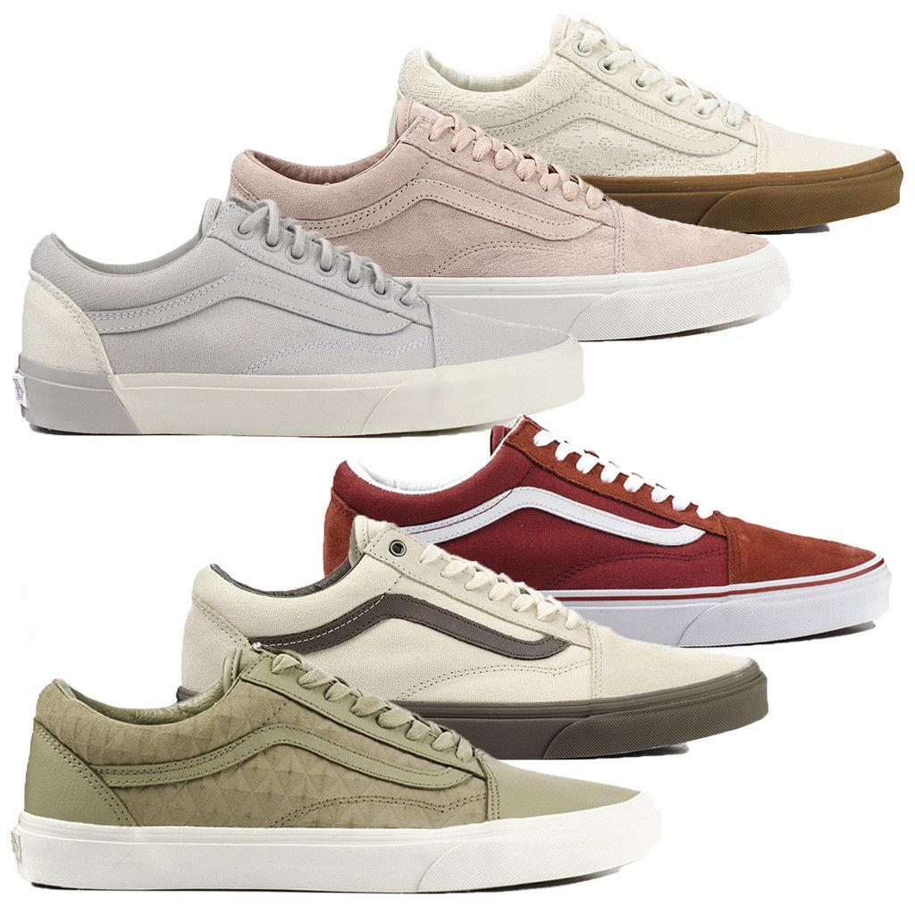 Vans Old Skool Unisex Sneaker in verschiedenen Farben (aber leider nicht allen Größen)