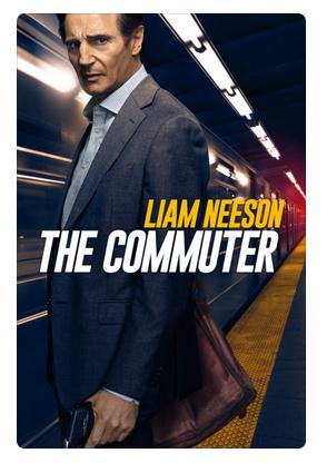 The Commuter in (4K HDR) für 6,99€ bei iTunes