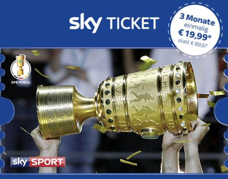 Sky Ticket Supersport bis Ende Nov. für 19,99€ (nur für Ex-Kunden?)