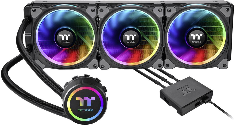 NBB-Tagesdeals: z.B. Wasserkühlung Thermaltake Floe Riing RGB 360 TT Premium (3x 120mm PWM-Lüfter, RGB, Low Profile-Pumpe, wartungsfrei)