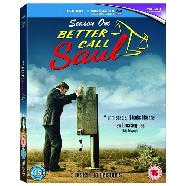 Better Call Saul - Erste Staffel (Blu-ray) für 4,45€ (Shop4world)