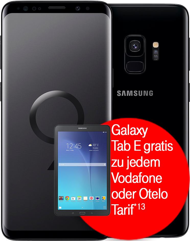 Samsung Galaxy S9 für 79,- € mit Otelo Allnet-Flat Max 29,99 € im Monat + 79 € Zuzahlung + Gratis-Tablet-Aktion möglic